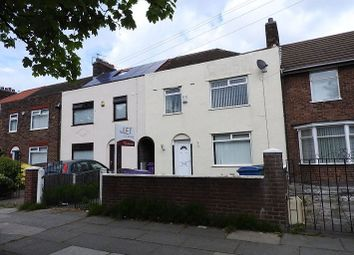 Thumbnail 3 bed town house to rent in Queens Drive, Walton, Liverpool