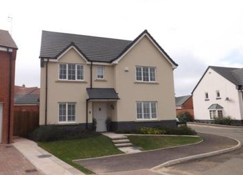 Thumbnail 4 bed detached house for sale in Jonagold Place, Evesham, Worcestershire