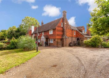 Thumbnail 2 bed country house for sale in Hawkwell Cottage, Maidstone Road, Pembury, Tunbridge Wells