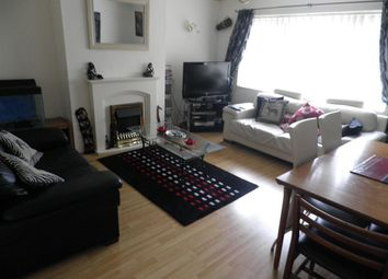 Thumbnail 3 bedroom flat to rent in Chestnut Crescent, Whittlesey, Peterborough
