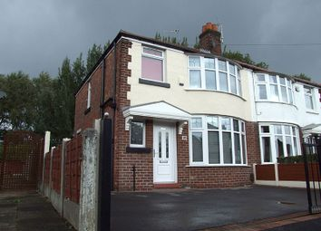 Thumbnail 6 bed semi-detached house to rent in Mornington Crescent, Fallowfield, Manchester