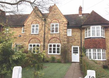 2 bed cottage to rent in Coleridge Walk, Hampstead Garden Suburb NW11