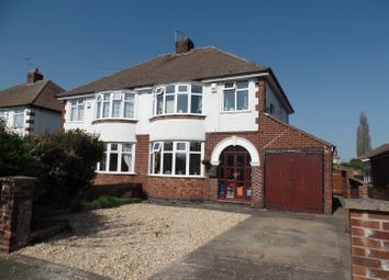 Thumbnail 3 bed detached house for sale in Western Avenue, Lincoln