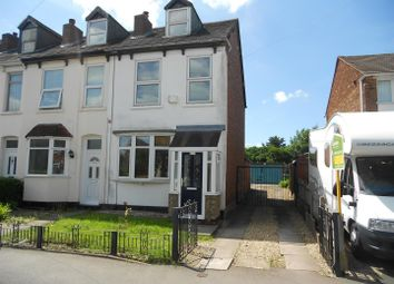 3 bed terraced house to rent in Vicarage Road, Wednesfield, Wolverhampton WV11