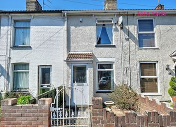Thumbnail 3 bed terraced house to rent in Southwell Road, Lowestoft