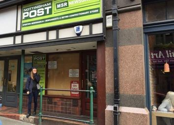 Thumbnail Retail premises to let in 24 King Street, 24 King Street, Nottingham