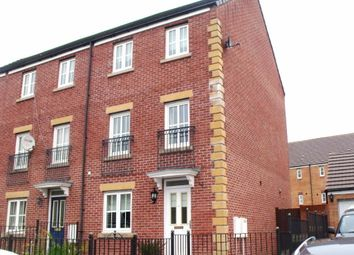 Thumbnail 4 bedroom town house for sale in Bryntirion, Llanelli, Llanelli, Carms