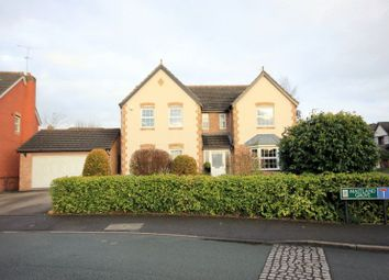 Thumbnail 5 bed detached house for sale in Maitland Grove, Trentham, Stoke-On-Trent
