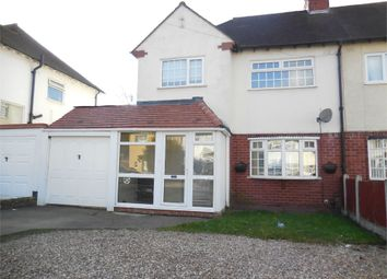 Thumbnail 3 bed semi-detached house to rent in Mclean Road, Oxley, Wolverhampton