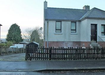 Thumbnail 2 bedroom semi-detached house for sale in 29 Glenmavis Drive, Bathgate