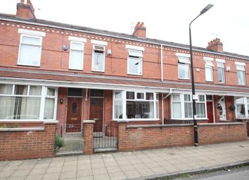 Thumbnail 3 bed terraced house for sale in Portland Road, Stretford, Manchester