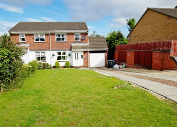 Thumbnail 3 bed semi-detached house for sale in Browning Hill, Coxhoe, Durham