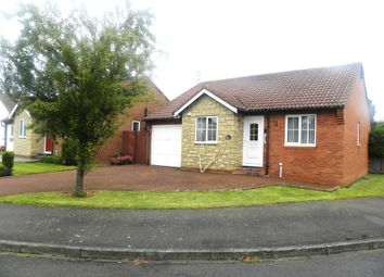 Thumbnail 2 bedroom detached bungalow for sale in Hazelmere Dene, Seghill, Northumberland