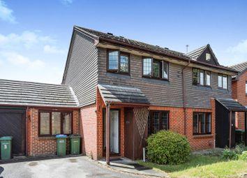 Thumbnail 4 bed semi-detached house for sale in Margaret Gardner Drive, Mottingham