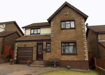 Thumbnail 4 bed detached house for sale in Lyle Road, Airdrie