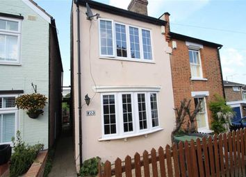 Thumbnail 2 bedroom cottage for sale in Gladstone Road, Buckhurst Hill, Essex