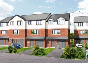 Thumbnail 3 bed town house for sale in Norman Road, Oswaldtwistle, Accrington