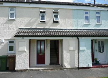 Thumbnail 1 bed flat to rent in Keswick Crescent, Plymouth