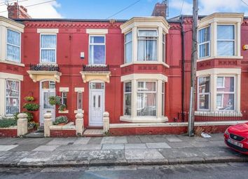 Thumbnail 6 bed terraced house for sale in Hampstead Road, Liverpool, Merseyside, England