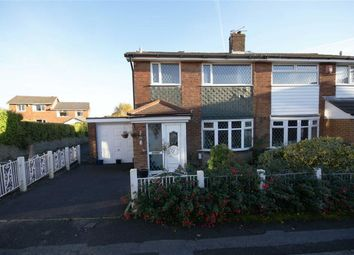 Thumbnail 3 bed semi-detached house for sale in Smithy Croft, Bromley Cross, Bolton