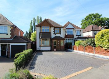 Thumbnail 4 bed detached house for sale in Coleshill Road, Marston Green, Birmingham