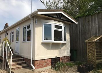 Thumbnail 2 bed mobile/park home for sale in Star Meadow Park, Oak Street, Fakenham