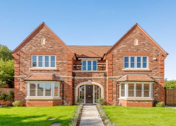 Thumbnail 5 bedroom detached house for sale in Bagshot Road, West End, Woking, Surrey
