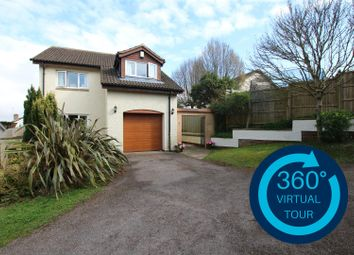 Thumbnail 4 bed detached house for sale in Tottons Court, Alphington, Exeter