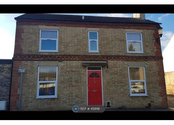 Thumbnail Room to rent in Henry Street, Peterborough