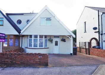 Thumbnail 3 bed semi-detached bungalow for sale in Beacon Road, Broadstairs
