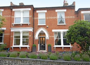 Thumbnail 5 bed terraced house for sale in Womersley Road, London