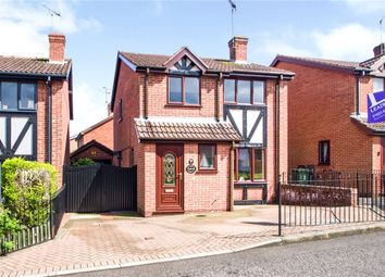 Thumbnail 3 bed detached house for sale in Santon Close, Forest Town, Mansfield