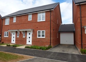 Thumbnail 3 bed semi-detached house to rent in Upperton Grove, Littlehampton