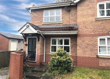 Thumbnail 2 bed semi-detached house for sale in Chelford Close, Prenton