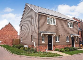 Thumbnail 2 bed semi-detached house for sale in Chailey Gardens, Blewbury, Didcot
