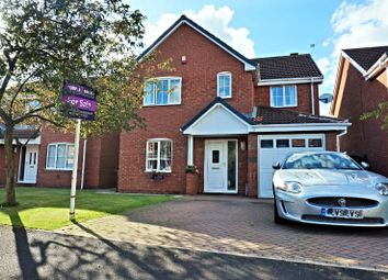Thumbnail 4 bed detached house for sale in White House View, Barnby Dun, Doncaster
