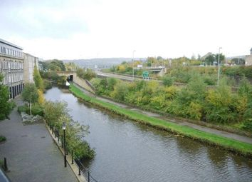 Thumbnail 2 bed flat to rent in Canal Quay, Britannia Wharf, Bingley