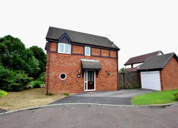 Thumbnail 3 bed detached house for sale in Sandown Close, Kirkham, Preston