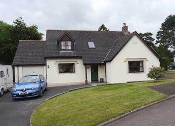 Thumbnail 3 bed detached bungalow for sale in Pentrecagal, Newcastle Emlyn