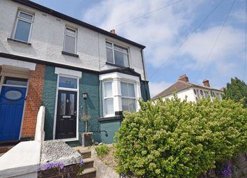 Thumbnail 3 bed end terrace house for sale in Woodlands Road, Gillingham