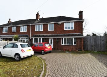 Thumbnail 1 bed semi-detached house to rent in Hanbury Road, Stoke Prior, Bromsgrove