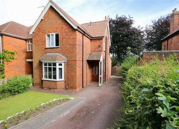 Thumbnail 3 bed property for sale in Wragby Road, Lincoln