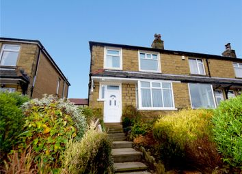 Thumbnail 3 bed end terrace house for sale in Westburn Avenue, Keighley, West Yorkshire
