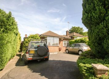 Thumbnail 4 bed detached bungalow for sale in Lindal Crescent, Enfield