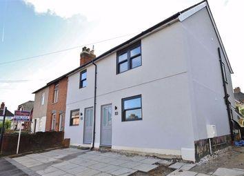 Western Road, Borough Green, Sevenoaks TN15. 3 bed end terrace house for sale