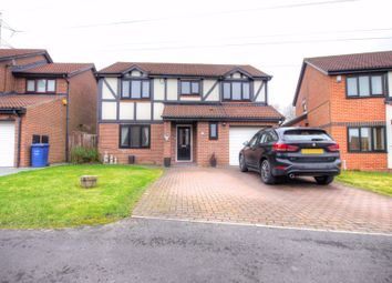 4 bed detached house for sale in Marcross Close, North Walbottle, Newcastle Upon Tyne NE15