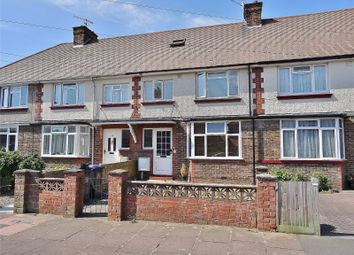 Thumbnail 3 bed terraced house for sale in Marlowe Road, Broadwater, Worthing, West Sussex
