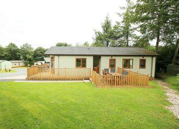 Thumbnail 3 bedroom mobile/park home for sale in Hillcroft Caravan Park, Pooley Bridge, Penrith