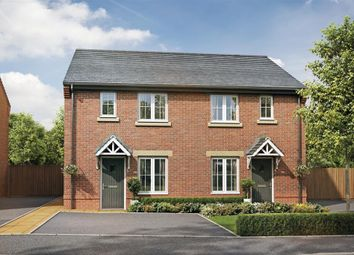 """Thumbnail 3 bed mews house for sale in """"The Dadford - Plot 423"""" at Broad Street, Crewe"""