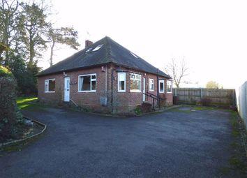 Thumbnail 4 bed detached bungalow for sale in Quinton Lane, Woodford Halse, Northamptonshire